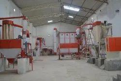 Motor Power: 25 HP Commercial Atta plant