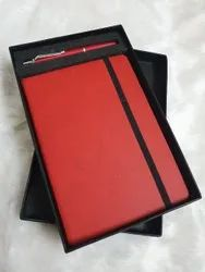 Diary With Pen Set