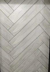 Ceramic Plank Wooden Flooring, Size/dimension: 8 X 40 Inch, Thickness: 8-10 Mm