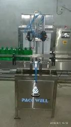 Hand Wash Liquid Filling Machine