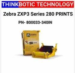 Zebra ZXP Series 3 Printer Full Panel Colour Ribbon