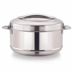 Magnus Rio Stainless Steel Double Wall Casserole, 1000 ml