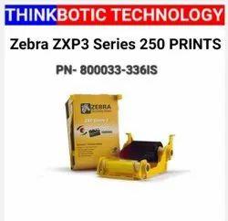 Zebra ZXP3 Series Half Panel Colour Ribbon