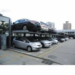 Mall Automatic Car Parking Management System