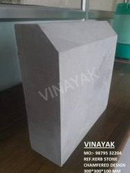 Reflective Kerb Stone