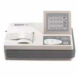 EDAN SE-3 Three Channel ECG Machine