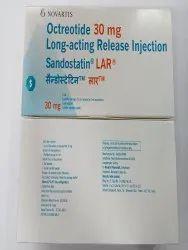 Sandostatin Lar Octreotide 30 Mg