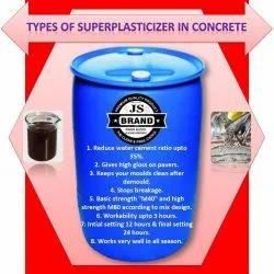 Types Of Superplasticizer In Concrete