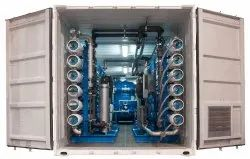 Mobile Wastewater Treatment Plant