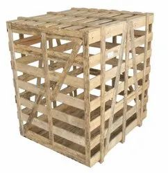 Rubber Wood Packing Box, Weight Holding Capacity(Kg): <70 Kg