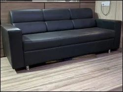 Modern Sofa Set, For Office, Size: Traditional