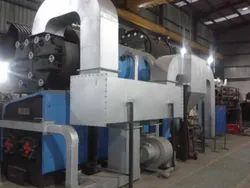 Coal & Wood Fired 1-15 TPH Combitherm Ultra Steam Boiler