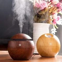 Plastic Wooden Cool Humidifiers, For Office Use