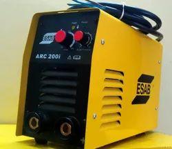 ESAB ARC 200i  200 Amps Inverter Arc Welding Machine / Portable Arc welding machine