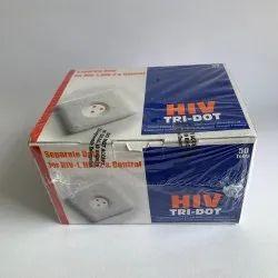 HIV TRI-DOT Rapid Visual Test