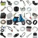 Electric Start Device - Fuse Spare Parts For Vespa PX LML Star NV
