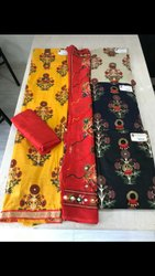 Lady Suit Dress Material