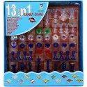 13-in-1  Family Board Game