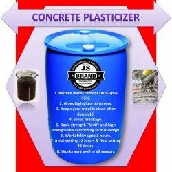 Concrete Plasticizer