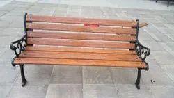 FRP Strip C.I. Bench