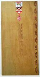 Eucalyptus Brown Austin Marine Plywood, Thickness: 6 mm, Size: 8x4 Feet
