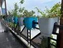 Plastic Railing Pot