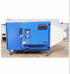Centralized Electrostatic Oil Mist Collector