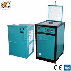 Eagle Jewelry Gold Melting Induction Furnace for Goldsmith