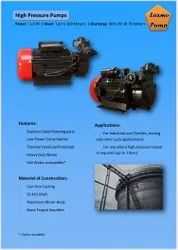 LAXMO Up To 100 Mtr. Ro High Pressure Pump, Model Name/Number: Lxhp