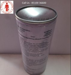 Methyl Bromide Fumigation Cans, CH3Br, Stainless Steel