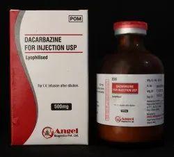 Dacarbazine for Injection USP 100mg / 200mg / 500mg