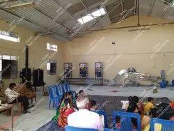 Automatic Cashew Processing Machinery