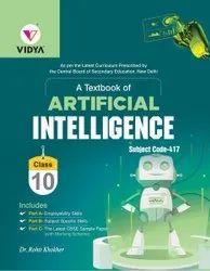 Dr. Rohit Khokher Textbook Of Artificial Intelligence Class 10 CBSE Board