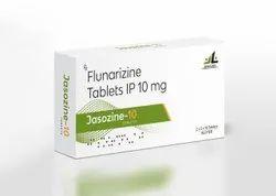 Flunarizine 10 Mg Tablet