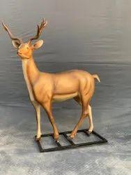 FRP Deer Staue
