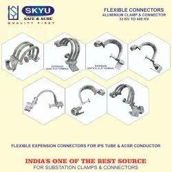 Aluminium Flexible Connectors