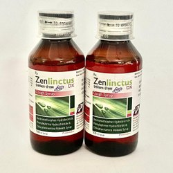 Dextromethorphan Cough Syrup, For Hospital, Packaging Size: 100 Ml