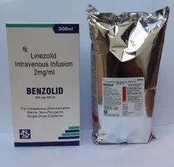 Linezolid Inravenous Infusion