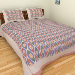 ikat Pochampally Beds Sheets