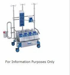 Mild Steel Sorin Stockert S5/S3 Heart Lung Machine