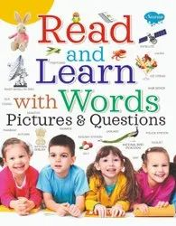 ENGLISH LEARNING BOOK Read and Learn With Words