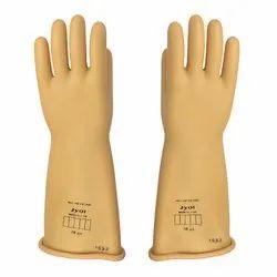 Jyot Insulated Gloves 11kv