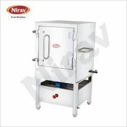 NIRAV S.s Live Idly Dhokla Steamer, Size: 23