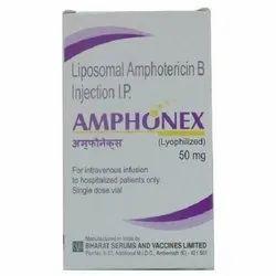 Amphonex 50mg Injection