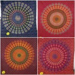Bohemian  Mandala Tapestry