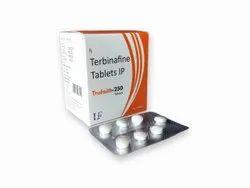 Trufaith-250 ( Terbinafine Hydrochloride Ip 250mg Tablets)