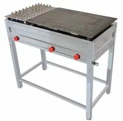Stainless Steel Chapati Stove