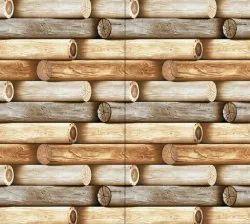 denora Multicolor Living Room Ceramic Wall Tile, Thickness: 18 mm