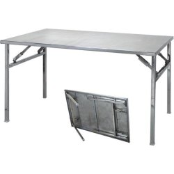 Stainless Steel Foldable Table, For Restaurant