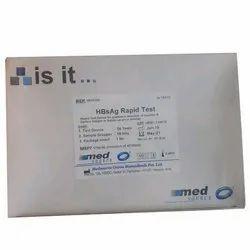 HBsAg  One + One Rapid Test Kit Medsource